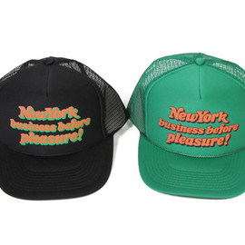 BBP - NY Pleasure Trucker Cap