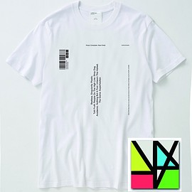 New Order, Peter Saville, A.FOUR - Music Complete(Tシャツ付限定盤)