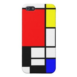 Mondrian - iPhone 5 Cover