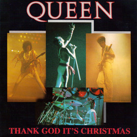 Queen - Thank It's God Christmas