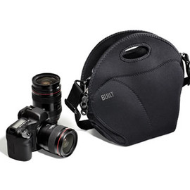 BUILT - Cargo Camera Bag, M Black