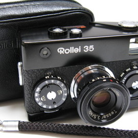 Rollei - Rollei 35 黒 シンガポール製