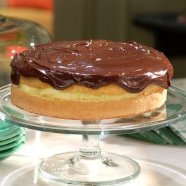 Martha Stewart - Boston Cream Pie by