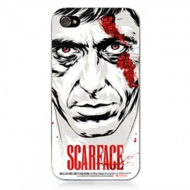 ohneed - Movie Theme Collection Phone Case For IPhone 4/4S -Scarface