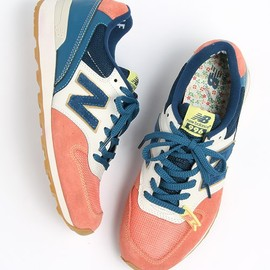 New Balance - green label relaxing WOMENS WR996 pink