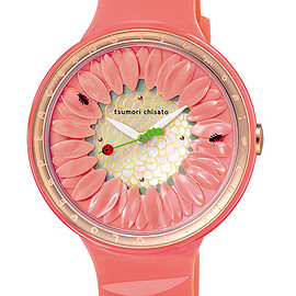 tsumori chisato watch - HAPPY FLOWER