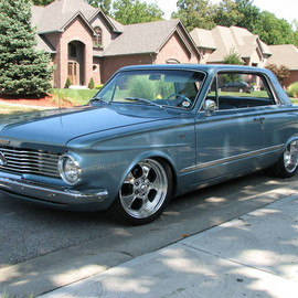 Plymouth - 64 Plymouth Valiant