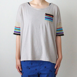 Marble SUD - MEXICAN BD WIDE TEE