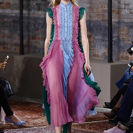 GUCCI - Resort 2016 Look36(Kadri Vahersalu)