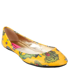 BETSEY JOHNSON - SKIMMY FLATS - Betsey Johnson