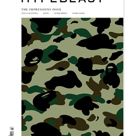 Hypebeast - Hypebeast Magazine Issue 3:The Impressions Issue