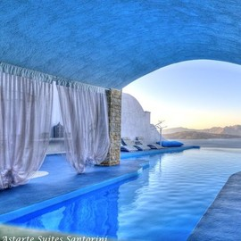 Astarte Suites in Santorini