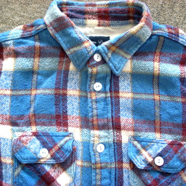 NUMBER (N)INE - Flannel Shirt (05 A/W)