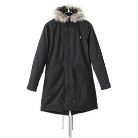 Pretty Green - PARKA FUR TRIMMED HOOD