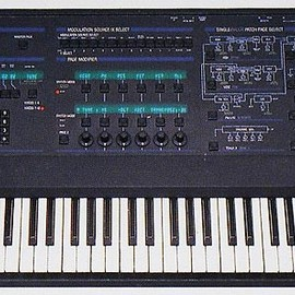 Oberheim - Matrix-12