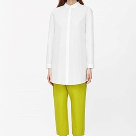 COS - Straight-leg cropped trousers