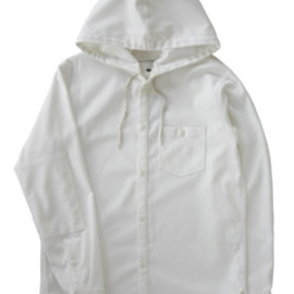 ANALOG LIGHTING - Hood Shirt (white)