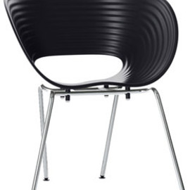 Vitra - Tom Vac (Black)