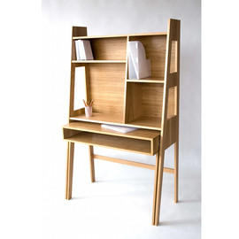 furniturebyhand - Solid oak bureau / desk