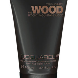 DSQUARED2 - WOOD SHOWER GEL