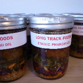LONG TRACK FOODS - ETHNIC FLAVOR OIL
