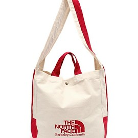 THE NORTH FACE - FLEA MARKET ORGANIC COTTON TOTE