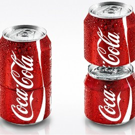 Coca-Cola - Coke Sharing Can