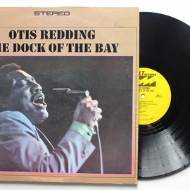 Otis Redding - The Dock Of The Bay (Record: Volt S-419 U.S.early press)