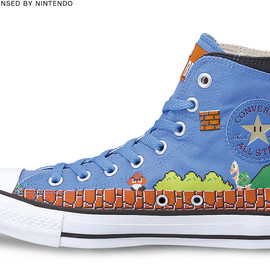 CONVERSE - ALL STAR® SUPER MARIO BROS. SC HI