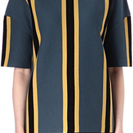 Dries Van Noten - 2013aw Stripe Sweater