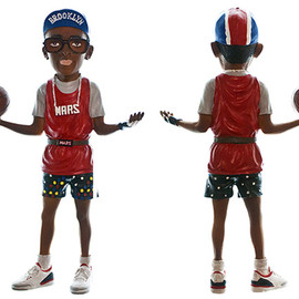 Uncle York - Spike Lee Mars Blackmon Toy