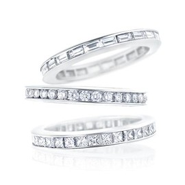 HARRY WINSTON - Eternity Rings