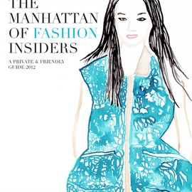 Fashion Insiders Guide Books - New York Fashion Insiders