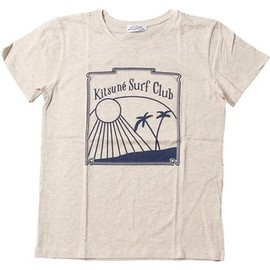 KITSUNE TEE - SURF CLUB