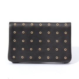 AVRIL GAU - 財布 Gold STUD WALLET