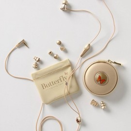 Anthropologie - Butterfly Lovers Earbuds