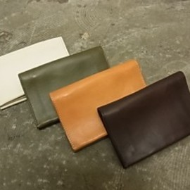 BROCANTE ANTIQUES - short wallet