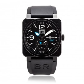 Bell & Ross - BELL & ROSS X THE WATCH GALLERY BR 03 GMT