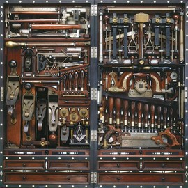 THE coolest collection / display of tools