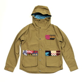 Desertic - Patch Work Mountain Parka