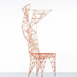 Cappellini - Pylon Chair / Tom Dixon