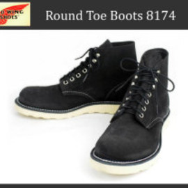 RED WING - RED WING(レッドウィング) 8174 6inch CLASSIC ROUND TOE