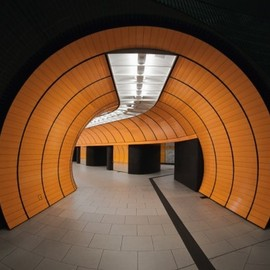 ドイツ - Munich Subway