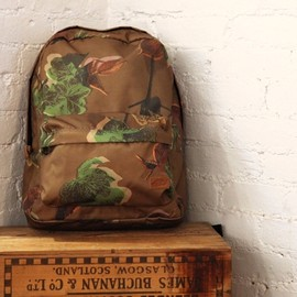 VANS  - Old Skool BACKPACK LEAF CAMO