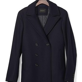 Banana Republic - Peacoat