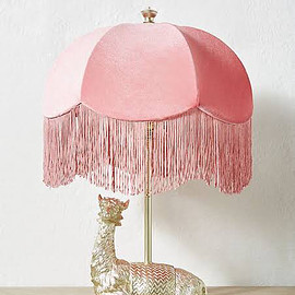 anthropologie - Lars the Llama Table Lamp