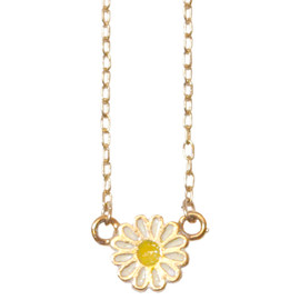 Katie - PARIS DAISY necklace