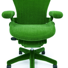 Herman Miller - The AstroTurf Herman Miller Chair office grass furniture