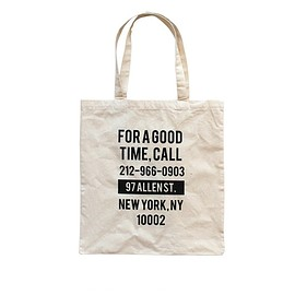 the good company - Image of Good Time Tote Bag