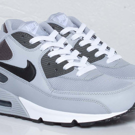 NIKE - zoom11 Nike Air Max 90 | Wolf Grey, Black & Midnight Fog